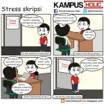 #135 Stress skripsi